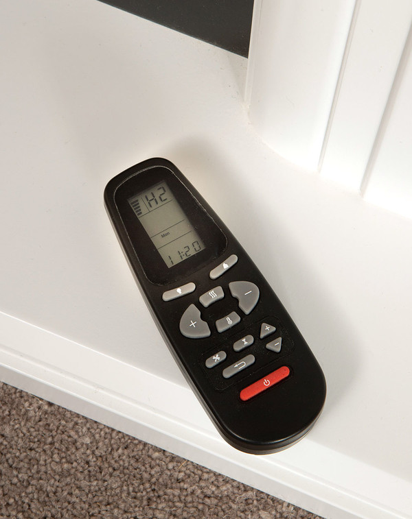 Thermostatic remote control