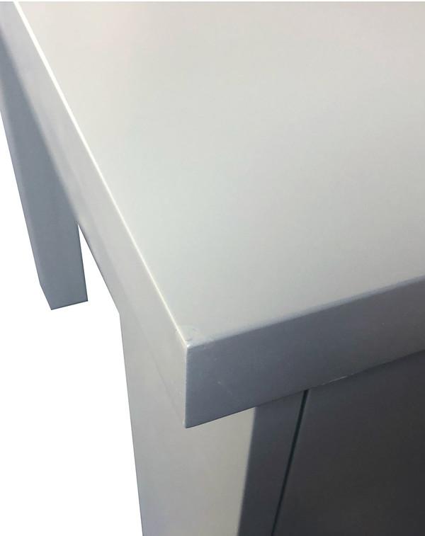 Corner Damage