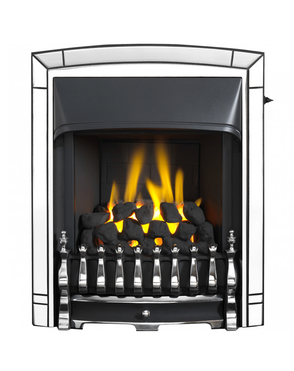 Valor Dream full depth convector in Chrome