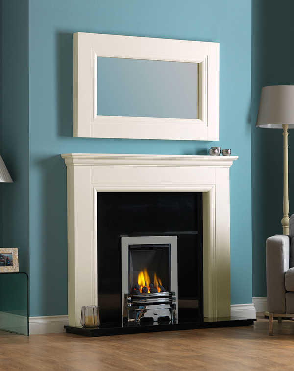 Rydale Fireplace Surround in Olde England White