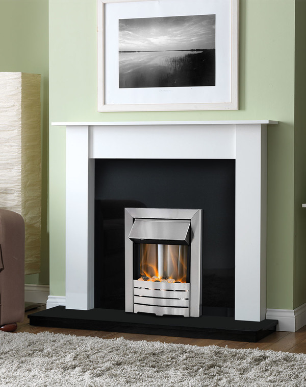 Atlanta Fire Surround Package in Brilliant White