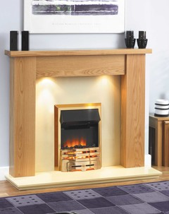 Jersey Fire Surround