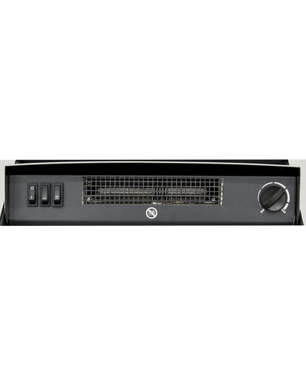 The Vantage Electric Inset Fire's Heater