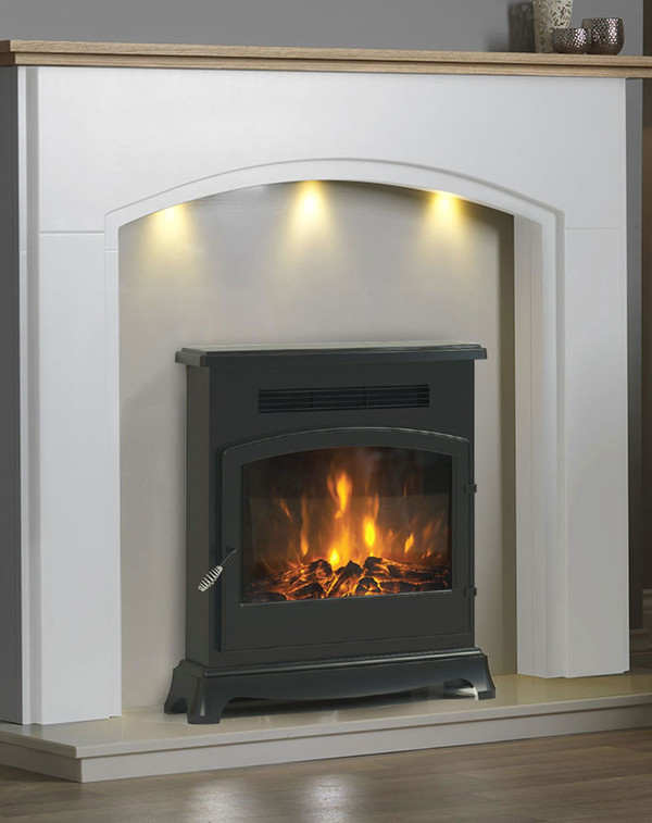 The Be Modern Elstow Electric Stove