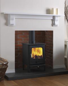 Haysden Floating Mantel