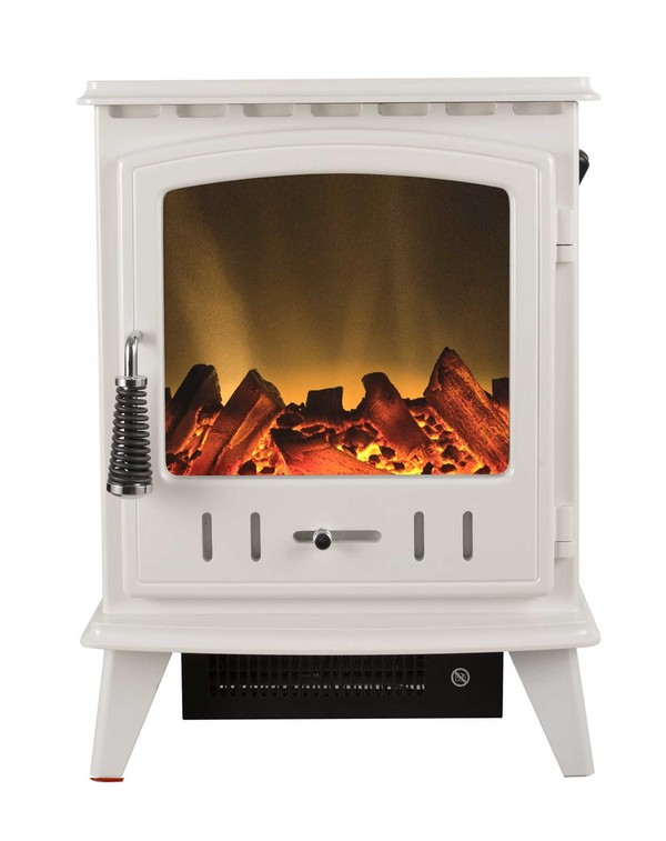 Cream Electric Stove - Aviemore