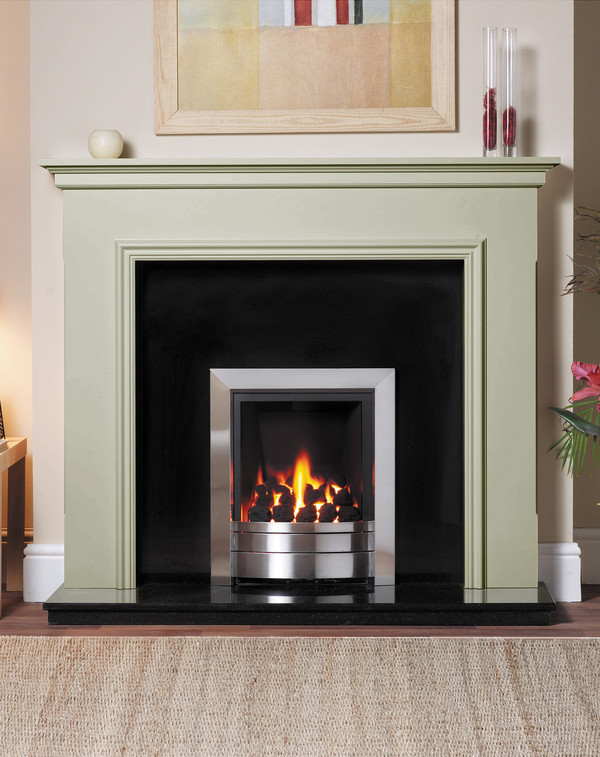 Salisbury Fire Surround in Olive