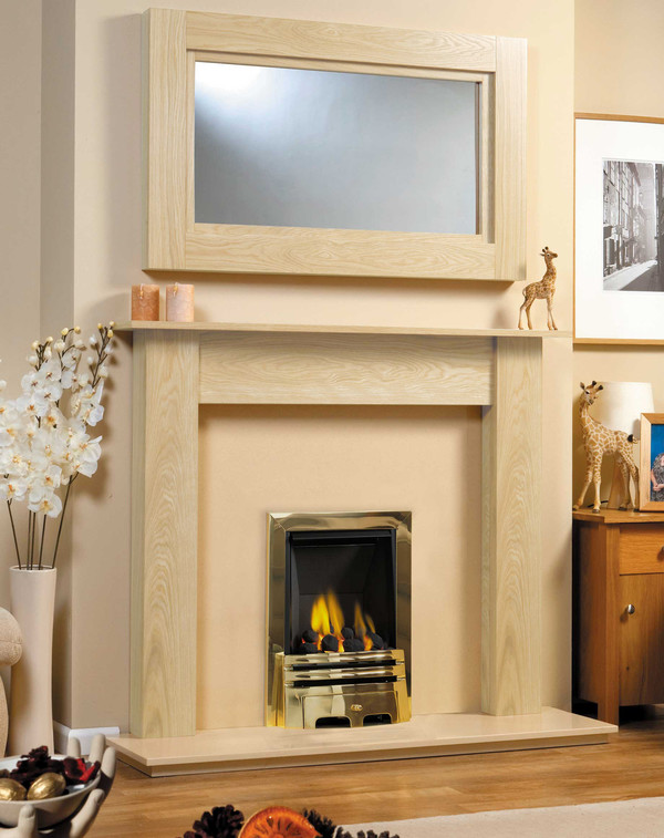 Atlanta fire surround nordicoak