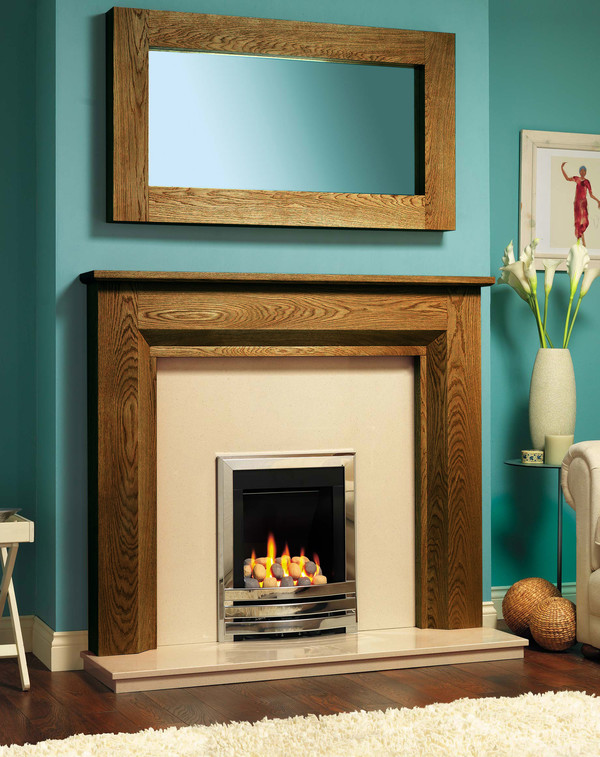 Cleveland fire surround medium