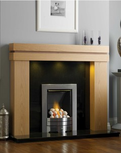 Solid Oak Houston Surround