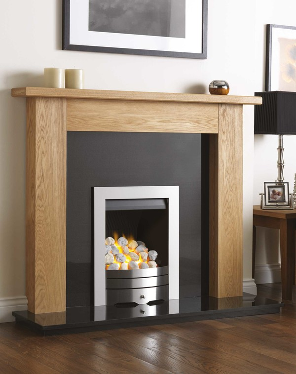 Solid Oak Charnwood shown here in Matt oak