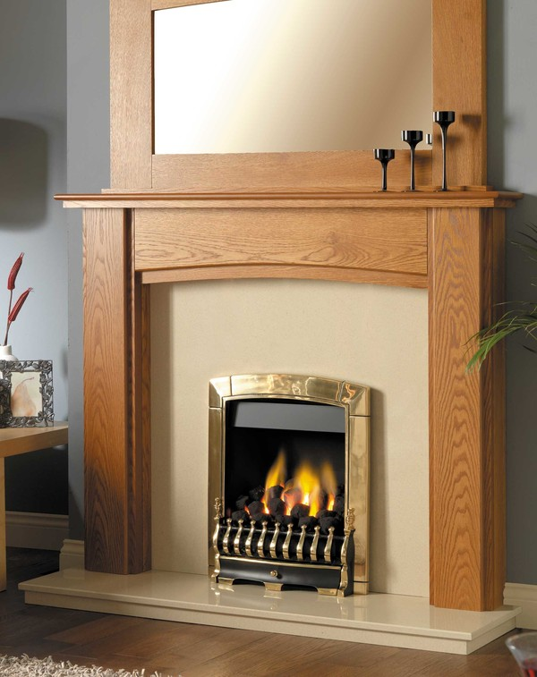 Hamble fire surround l