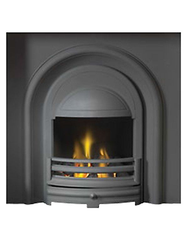 Magestic Shown Here with Gas Fire