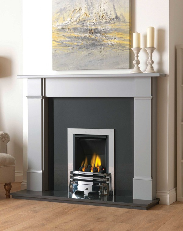 Rowan Fire surround with Royal Diamond Gas Fire