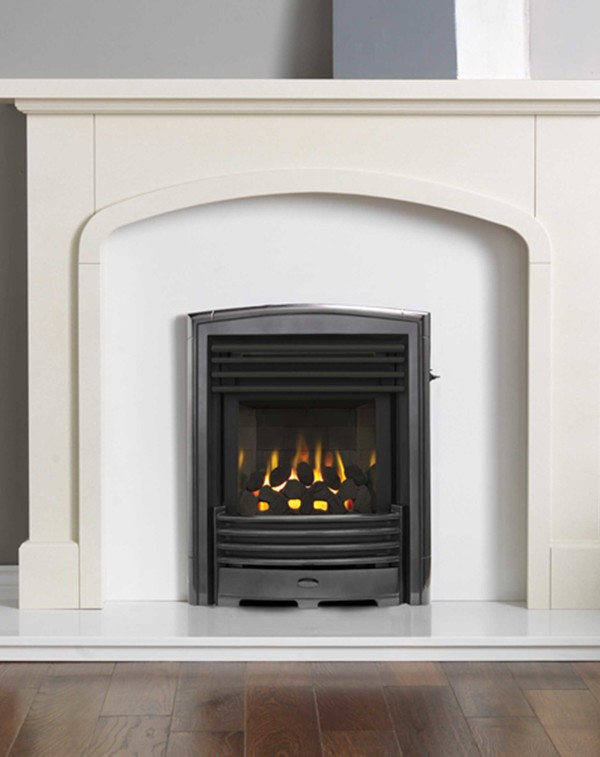 Valor Petrus Slimeline Homeflame High Efficiency Fire