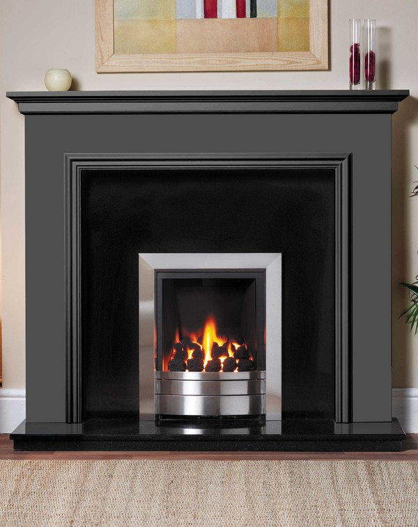 Salisbury Fire Surround in Slate