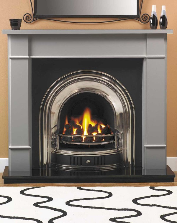 Carlow Fire Surround Shown Here in Smooth Cloud