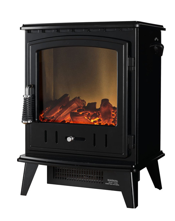 Black Aviemore Electric Stove