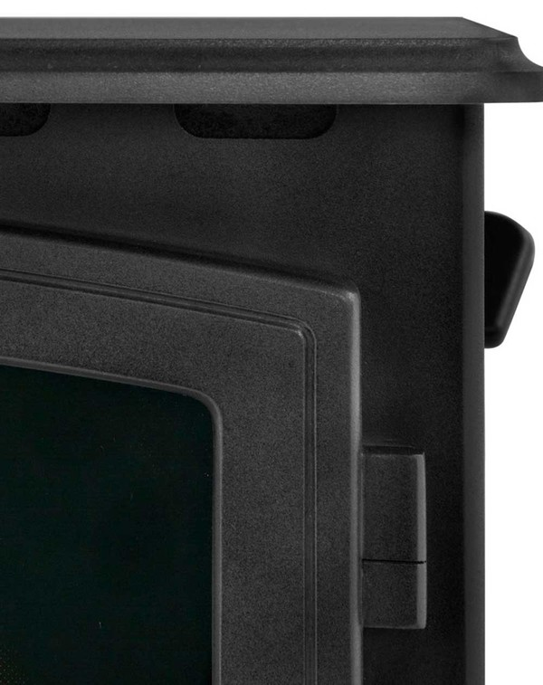 Black Arosa Electric Stove