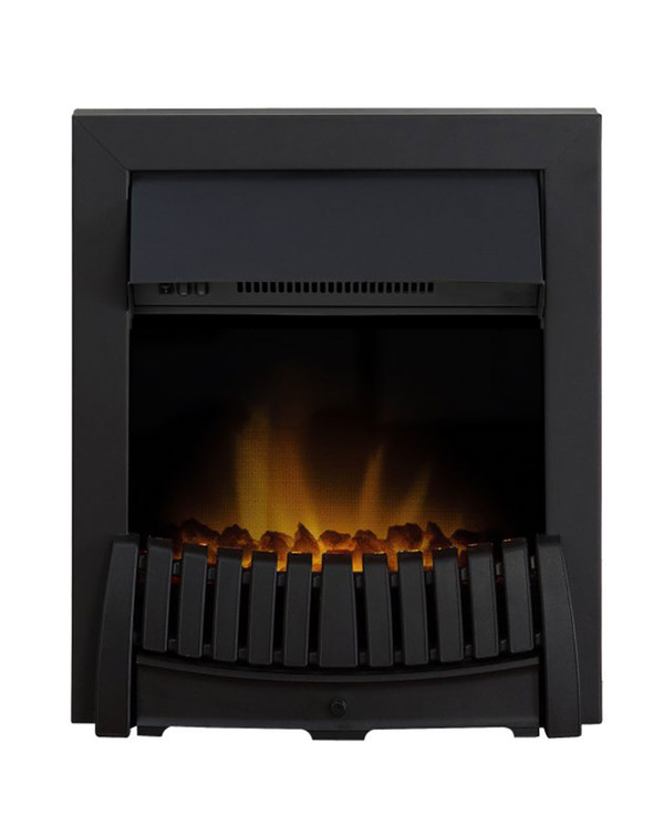 Elise Electric Fire in Black