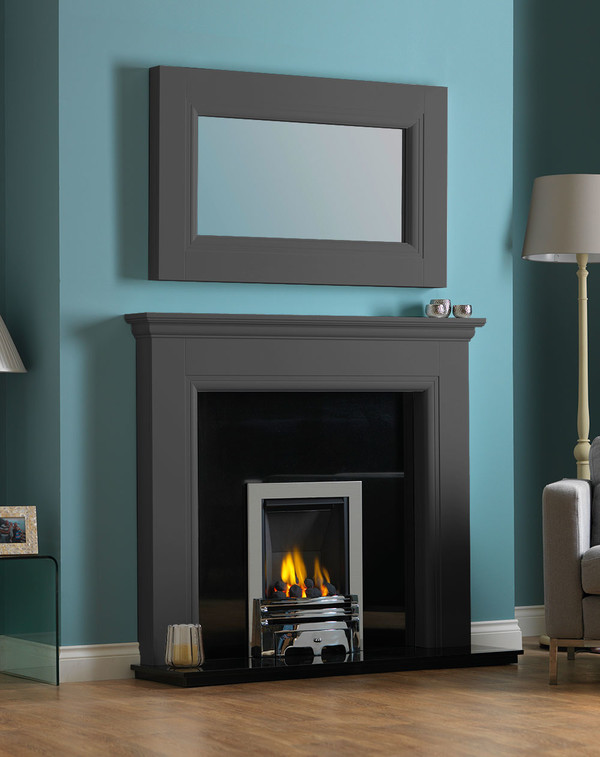 Rydale Fireplace Surround in Slate