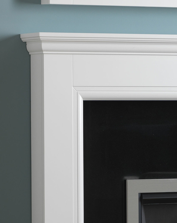 Shelf close up of the Rydale Fireplace Surround