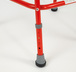 Red walking frame 10284rd 30 2794