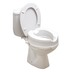4inch raised toilet seat