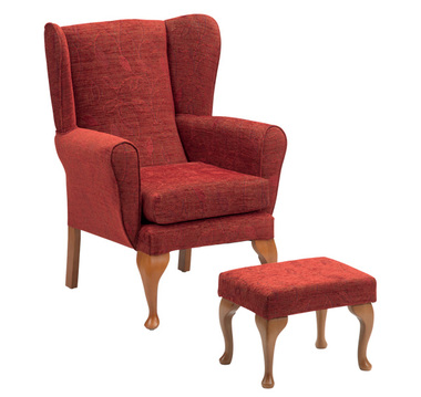 leg in hide hi a queen anne recliner yhst hampton lane chaise burgundy