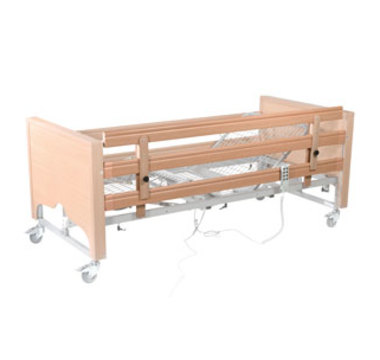 01 h1006 isolated full length extra high side rail
