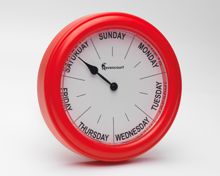 RDCLK Red Clock