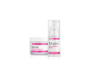 Blackhead & Pore Clearing Duo (50g and 15ml)