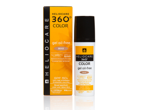360 Colour Oil Free Gel Beige (50ml)