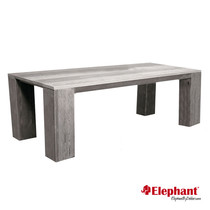 Elephant | Steigerhout Outside tafel
