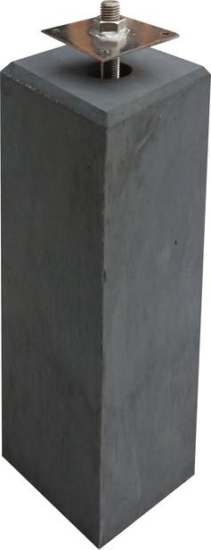 Trendhout | Betonpoer | 17 x 17 cm voor paal 14-15 cm