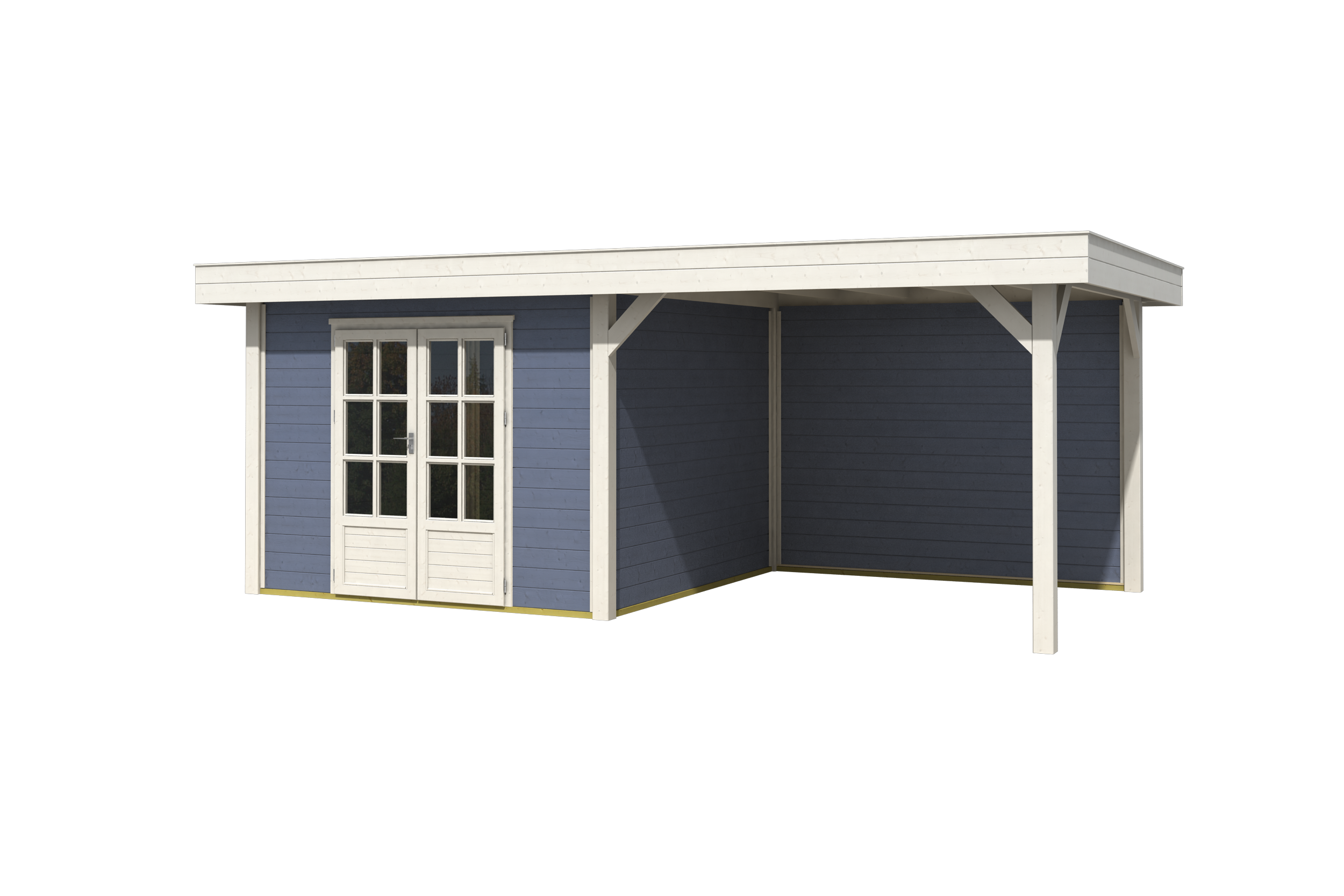 Westwood | Outdoor Living 6030 Extra | Pigeon Blue | 596x304 cm