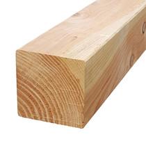 Douglas paal | Duplo verlijmd | 140 x 140 mm | Sc. 400cm