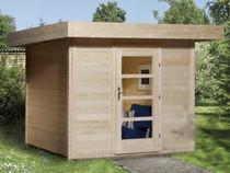 WEKA | Designhuis 172 Gr.1 | 235x240 cm