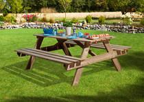 WEKA | Picknicktafel 181x163 cm