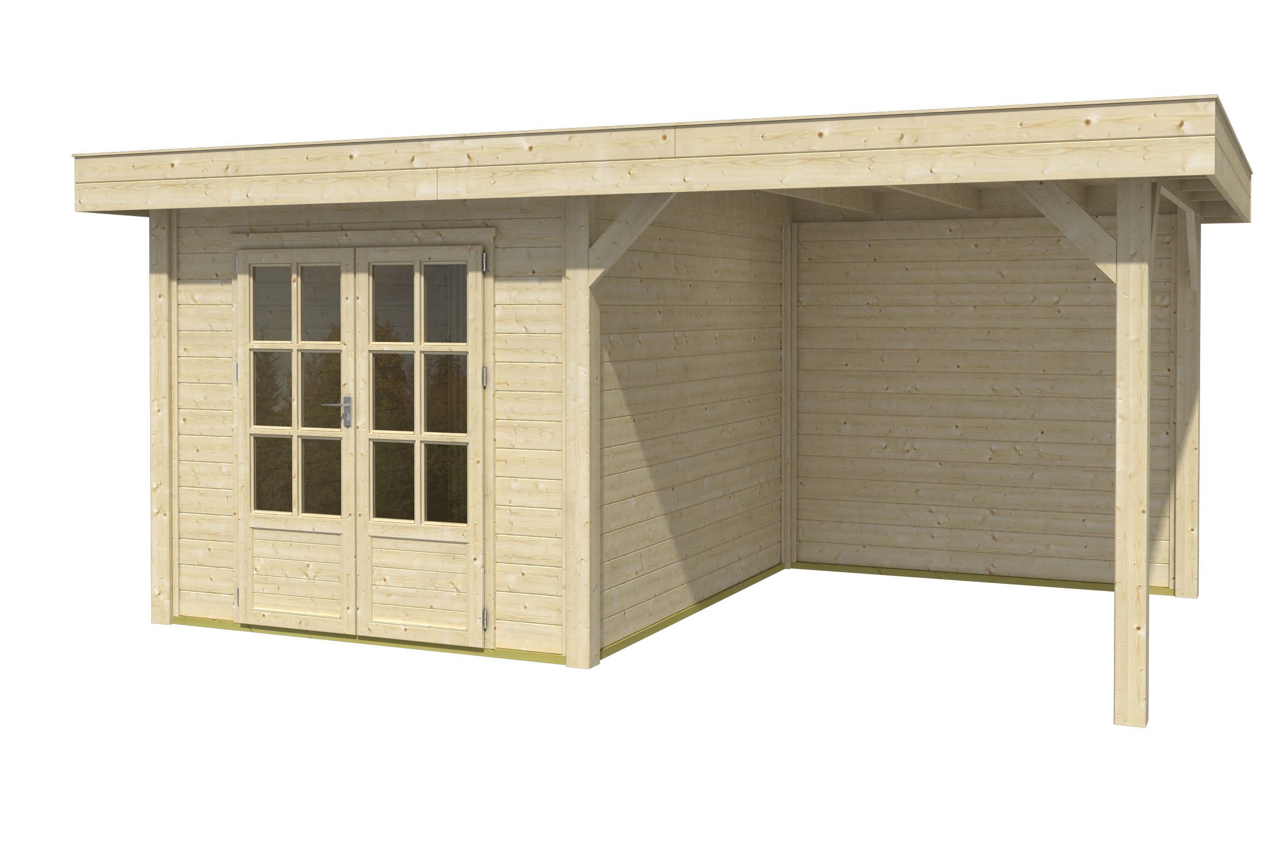 Westwood | Outdoor Living 5030 Extra | Blank | 496x304 cm