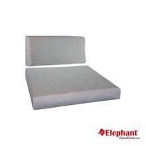 Elephant | Lounge element Trinidad | Rugkussen