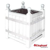 Elephant | Bloembak Orangerie Trend | 35x35 cm