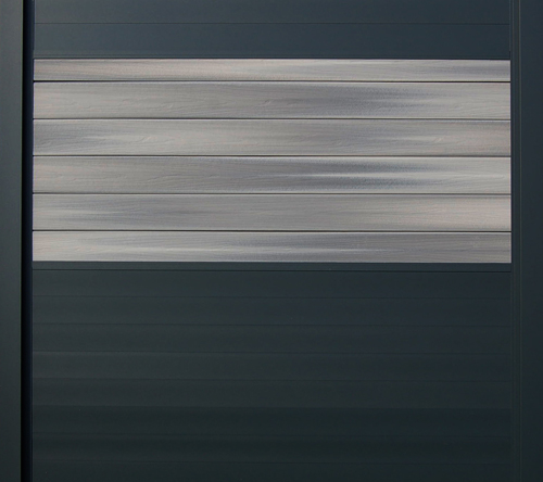 IDeAL | Opvulling WPC fiberon Horizon 180cm | Castle Gray