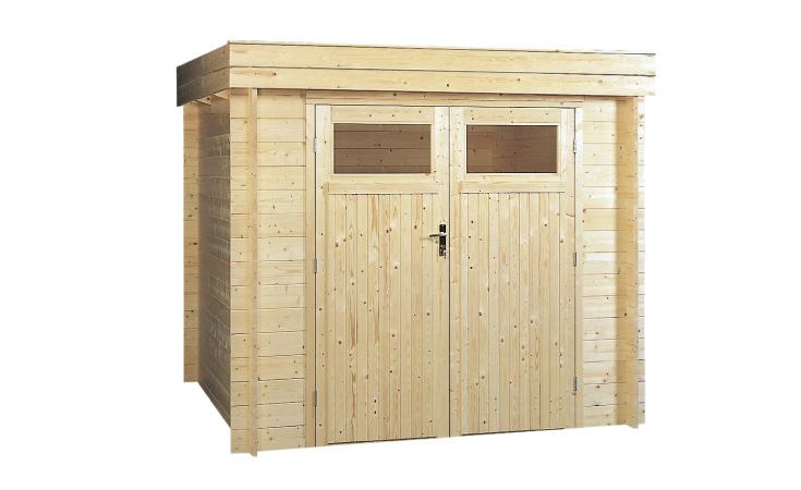 Woodvision | Blokhut Spreeuw 250 x 205