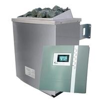 Karibu | SPAARSET Saunakachel 9 kW incl. bedieningsapparaat Premium
