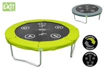 EXIT | Twist Trampoline 183 | Green Grey