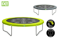 EXIT | Twist Trampoline 305 | Green Grey