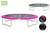EXIT | Twist Trampoline 366 | Pink Grey