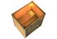 Karibu   Sauna Alabasta 1 met 8 kW saunakachel