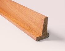 Meranti tongnaald profiel-N1 35x49 mm